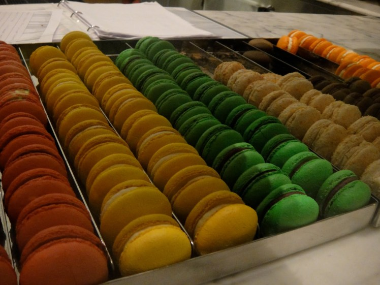 Downtown Dining at Bottega Louie
