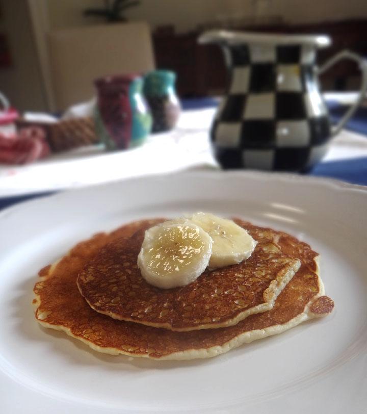Pancake&syrup